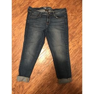 Mossimo Jeans Size 14 short! Perfect condition